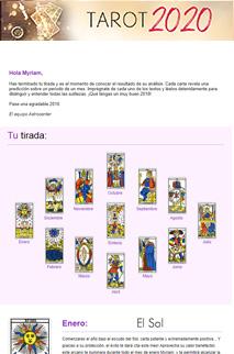 Tarot anual 2020: tu futuro en 12 cartas