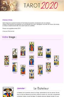 Das Tarot 2020 : Ihr Programm in 12 Karten!