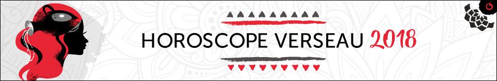 Horoscope 2018 Verseau