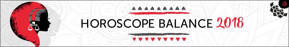 Horoscope 2018 Balance
