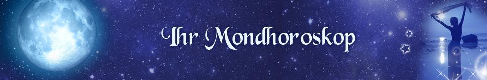 Ihr Mondhoroskop