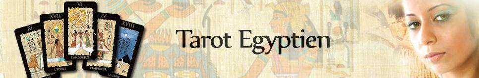 L'Oeil d'Horus : le tarot égyptien