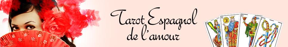 Tarot espagnol de l'amour