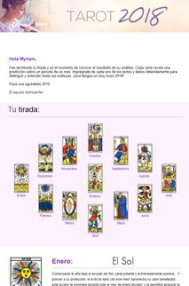 Tarot annuel