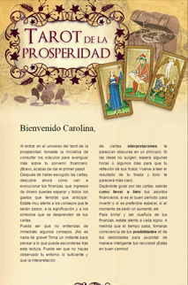Tarot de la Prosperidad