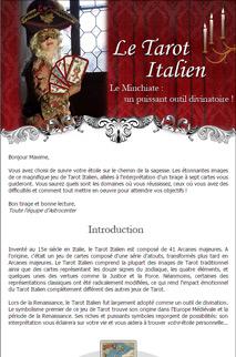 Tarot Italien