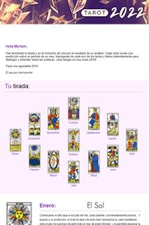 Tarot 2022: 12 cartas que te revelan tu futuro