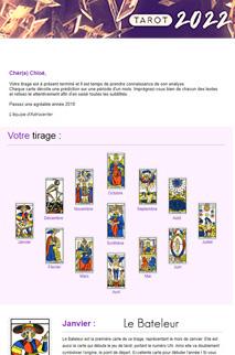 Tarot 2022 : 12 cartes pour connaître votre avenir